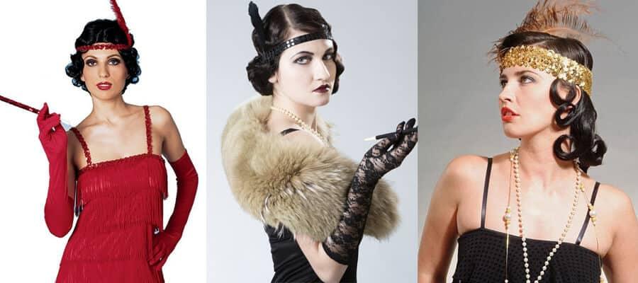 Прически и платья чикаго 30-х годов фото