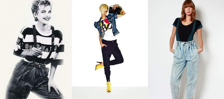 310d52eb8558 Имидж, мода и стиль 80-х годов   Mia-Donna.ru