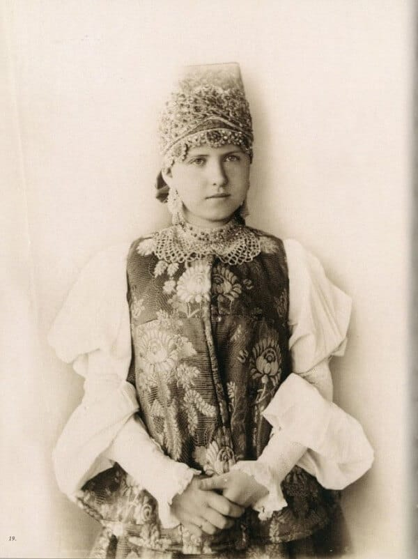Нижегородская губерния_russian_girl_16