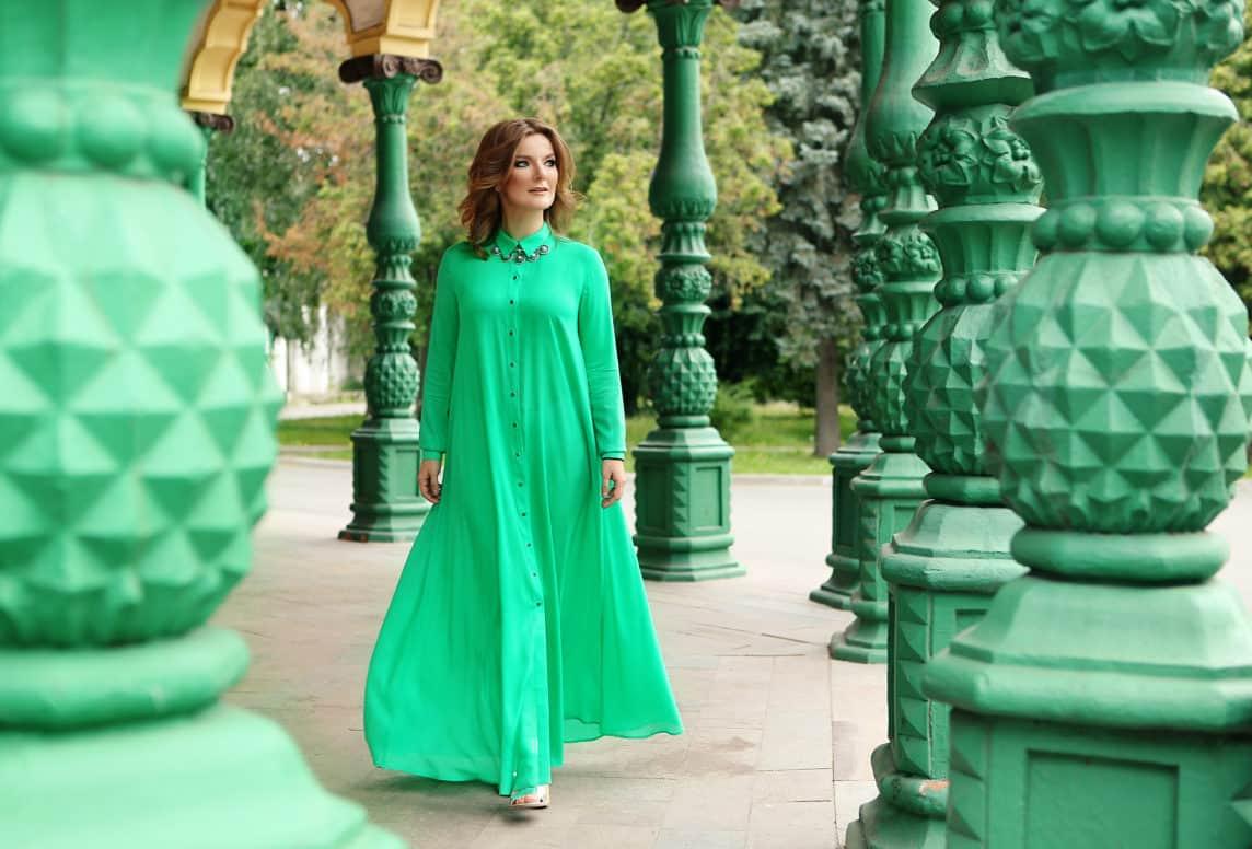 Восточный стиль в одежде