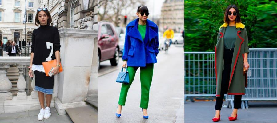 Обувь должна гармонично смотреться с одеждой
