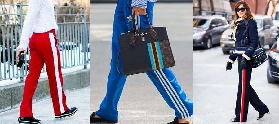 Спортивные брюки не только для спортзалов, но и для стиля