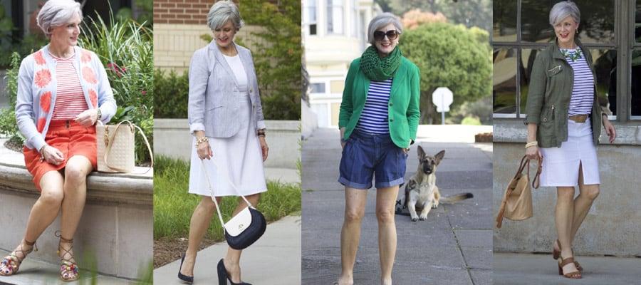 Не используйте сильно короткие юбки
