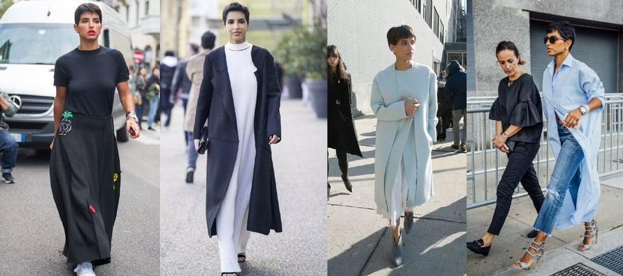 Минималистичные наряды арабской принцессы
