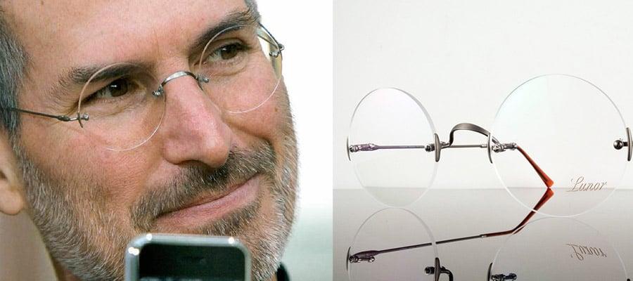 Стив Джобс и его очки