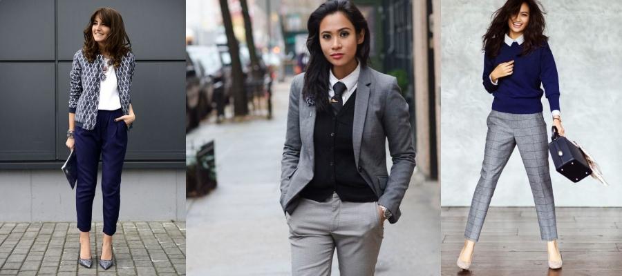 Стиль деловой женщины
