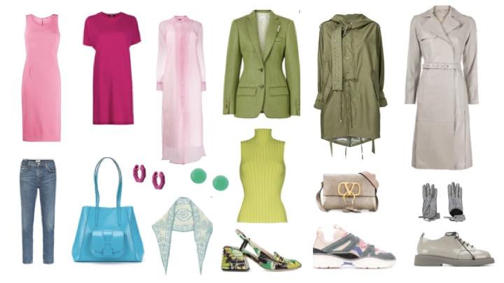 Руководство: красивый гардероб из минимума вещей!