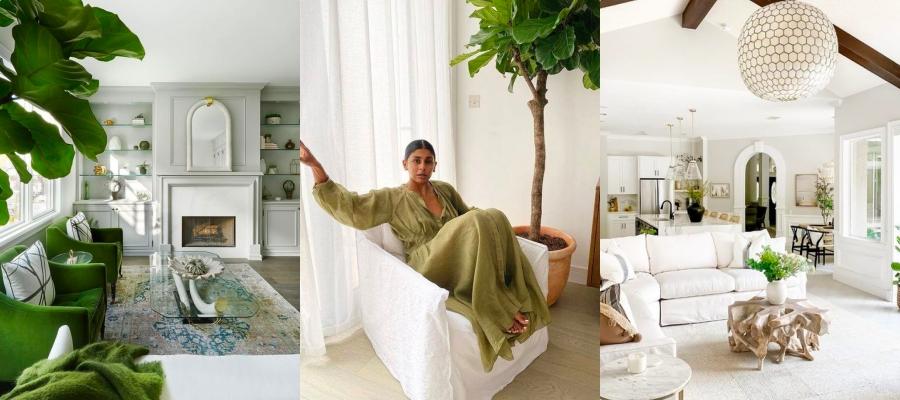 Домашняя одежда и пространство дома